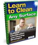 EBOOK: Learn to Clean Any Surface
