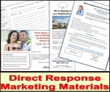 Direct Response Marketing Materials