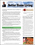 NEWSLETTERS for Residential Cleaning Companies